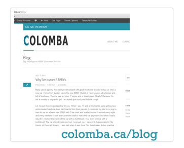 marketing inspiration and stories on facebook by Colomba - Integrated Marketing Communications Strategist